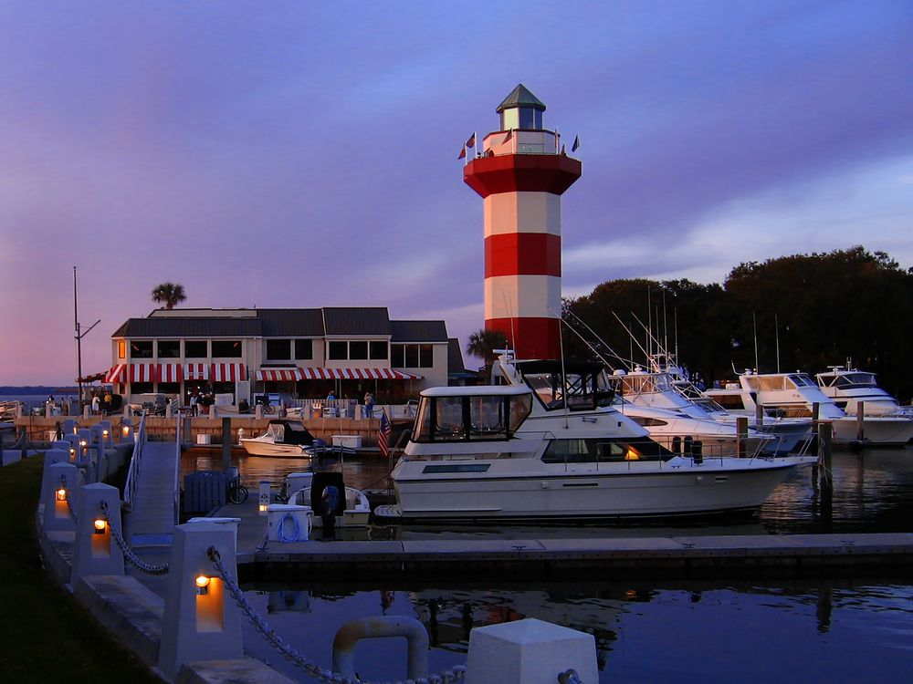 Harbour Town Light Hilton Head