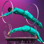 Acrobats of China Aerial Show