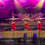 Acrobats of China Unicycle Branson