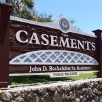 The Casements Sign