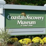Coastal Discovery Museum Sign