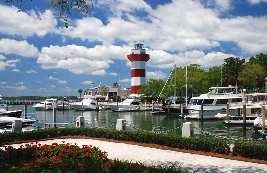 Harbour Town Hilton Head Waterfront