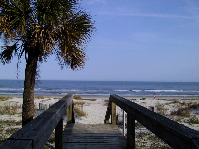 Hilton Head Island Beach View