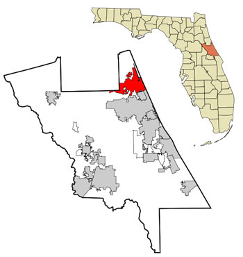 Ormond Beach Florida Counties