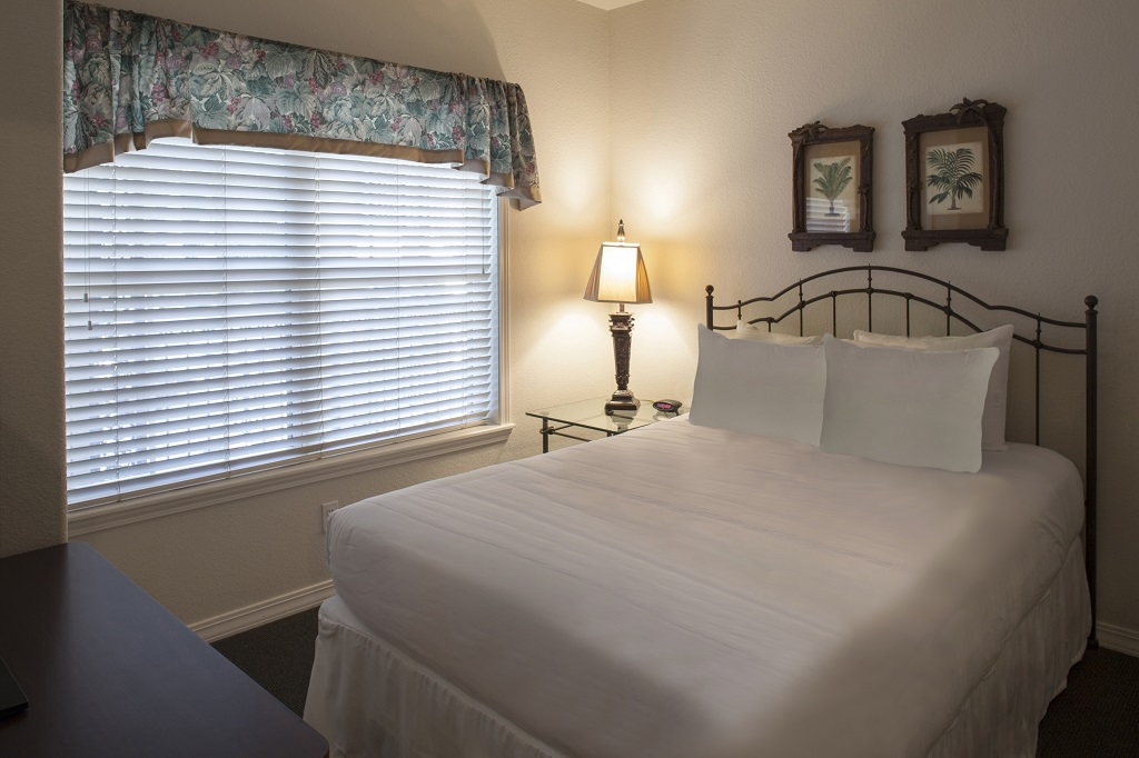 Branson French Quarter 2 Bedroom Guest Bedroom