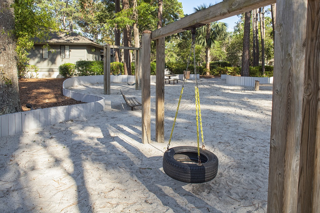 Hilton Head Island Carolina Club Resort Playground