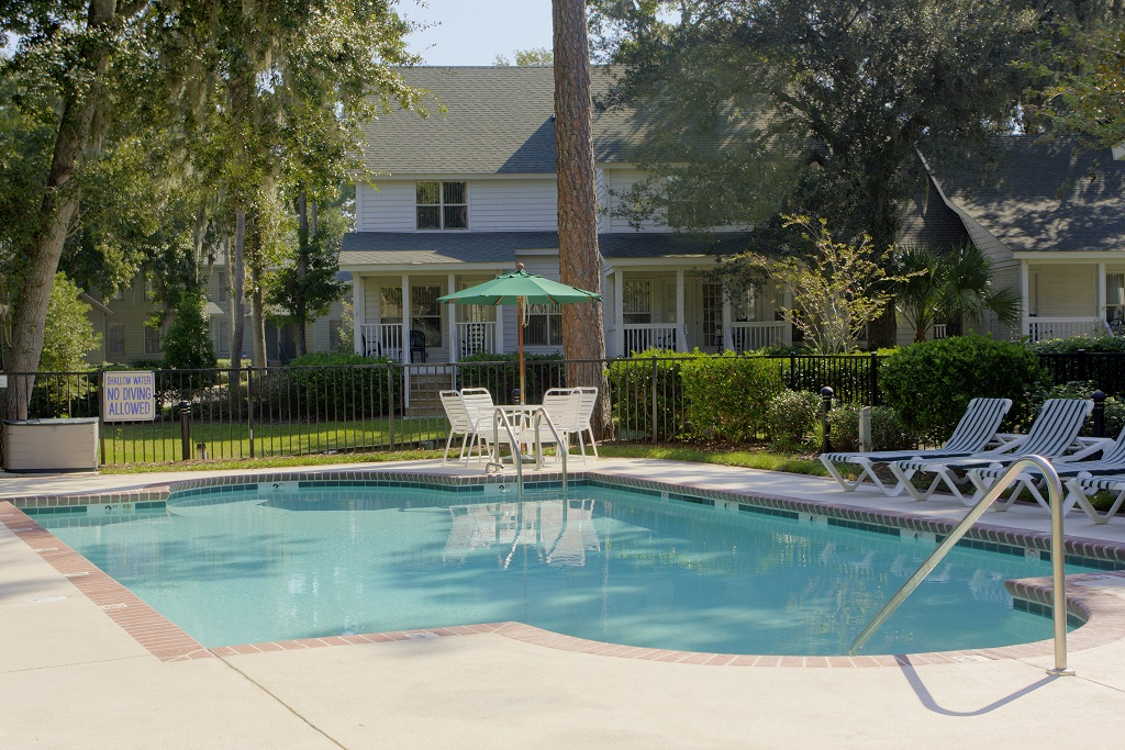 Hilton Head Island The Cottages Resort Pool