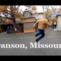 Branson Missouri Fall Vacation